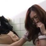 【JULIA】映画館で痴漢に遭遇しトイレで執拗にレイプされる美人妻