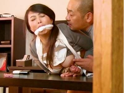 一家人質事件 ~性欲処理道具にされた妻~ 後藤あづさ