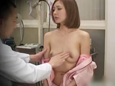 きっと、産婦人科の先生なら診断するフリして女性器をイジリ倒し、バレないようにナマ挿入中出しSEXまで出来るはず!!