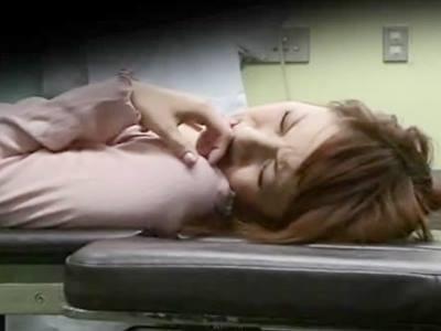 産婦人科医師の悪戯診療盗撮映像