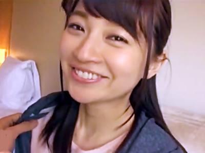 こんなに爽やかな笑顔の若奥さんがヨダレまみれのだらしないアヘ顔でいやらしく腰を振るまでをじっくりお見せします!!