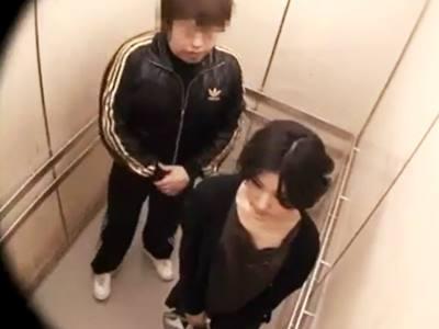 荒川区・犯人からの投稿 人妻エレベーター連続強●事件映像2 抵抗するもクロロホルムで昏●させられた人妻たち