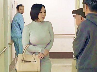 入院中の性処理を母親には頼めないからお見舞いに来た叔母にお願いしたら優しい騎乗位でこっそりぬいてくれた14 中出しスペシャル