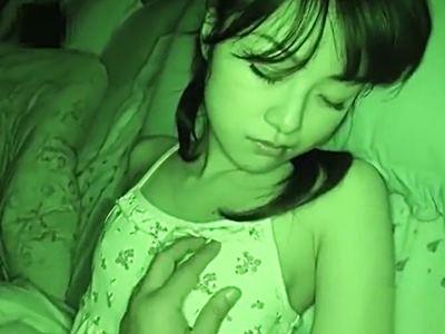 妹夜●い中出しレ●プ