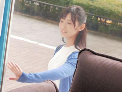 ゆうな(20)女子大生 マジックミラー号 アヒル口がチャームポイントのクール美女に即ハメ!